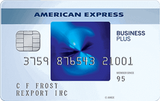 Blue Business℠ Plus Credit Card from American Express