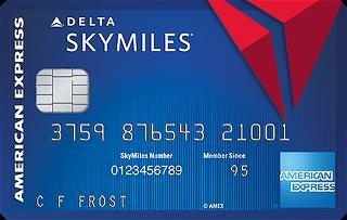 Blue Delta SkyMiles® Credit Card