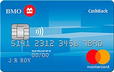 BMO® CashBack® Mastercard® for students
