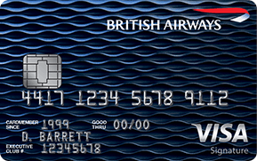 British Airways Visa Signature® card