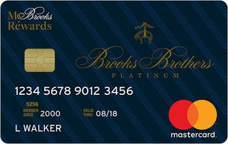 Brooks Brothers Platinum Mastercard®