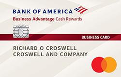 Business Advantage Cash Rewards credit card