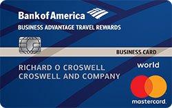 Business Advantage Travel Rewards World Mastercard® credit card