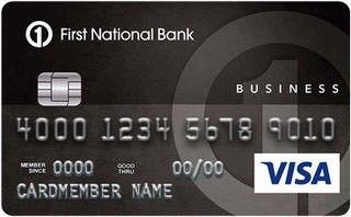 First National Bank of Omaha Business Edition® Visa® Card with Reward Simplicity