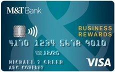 M&T Business Rewards Credit Card