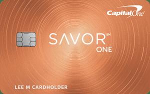 SavorOne℠ Rewards from Capital One®