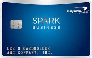 Spark® Miles Select from Capital One®