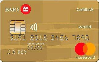BMO® CashBack® World Mastercard®