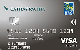 RBC Cathay Pacific Visa Platinum