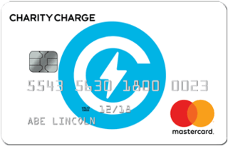 Charity Charge World Mastercard®