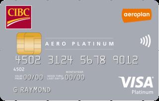 CIBC Aero Platinum™ Visa Card