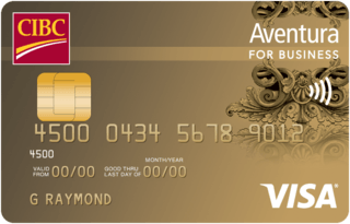 CIBC Aventura® Visa Card for Business