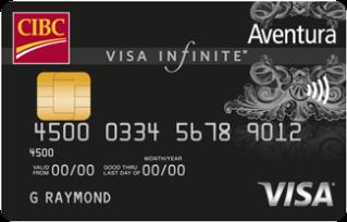 CIBC Aventura® Visa Infinite Card