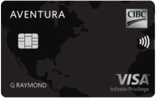 CIBC Aventura® Visa Infinite Privilege Card