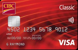 CIBC Classic Visa Card