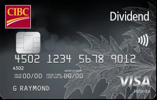 CIBC Dividend® Visa Infinite Card