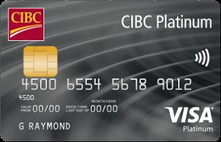 CIBC Platinum Visa Card