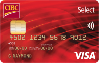 CIBC Select Visa Card