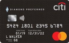Citi® Diamond Preferred® Credit Card