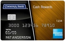 Comerica Cash Rewards American Express® Card
