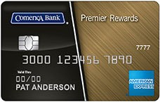 Comerica Premier Rewards American Express® Card