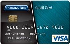 Comerica Visa® Platinum Card