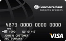 Commerce Bank Business  Rewards Card