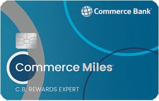 Commerce Miles® credit card