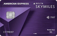 Delta SkyMiles® Reserve Card