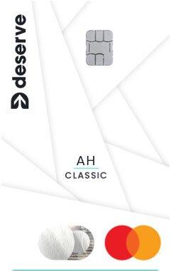 Deserve Classic® Mastercard