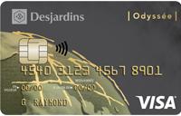Desjardins Odyssey Gold Visa