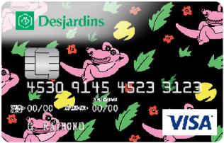 Desjardins Student Cash Back Visa