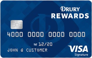 Drury Rewards Visa®