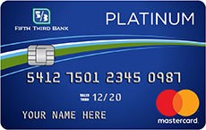 Fifth Third Bank Secured Card