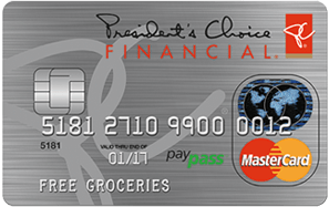 PC Financial® Mastercard®