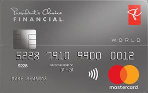 PC Financial® World Mastercard®