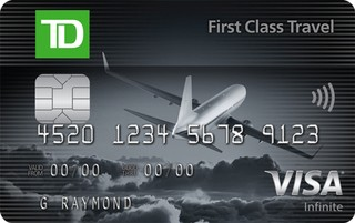 TD First Class Travel® Visa Infinite Card