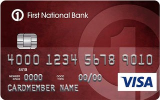 First National Bank of Omaha Secured Visa® Card