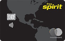 Free Spirit® Travel More World Elite Mastercard®