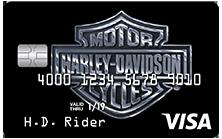 Harley-Davidson® Visa® Secured Card