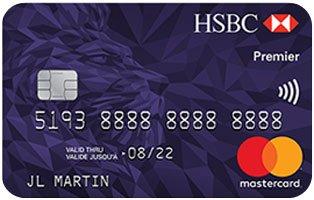 HSBC Premier Mastercard®