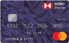 HSBC Premier World Mastercard®