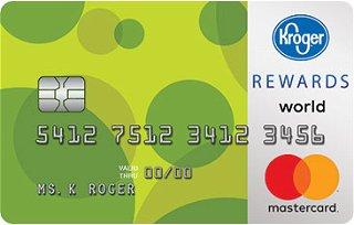 Kroger Rewards World Mastercard®