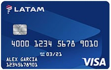 LATAM Visa® Secured Card