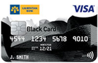 Laurentian Bank Visa Black Reduced Rate