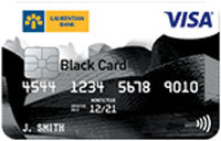 Laurentian Bank Visa Black