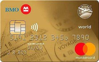 BMO® Air Miles® World Mastercard®