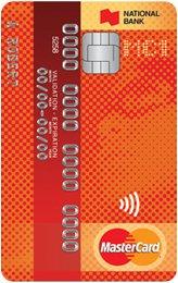 National Bank MC1 Mastercard