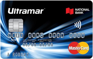National Bank Ultramar Mastercard