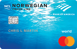 Norwegian Cruise Line® World Mastercard®